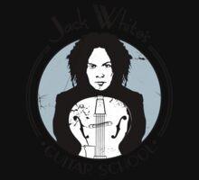 Jack White's Guitar School Baby Tee