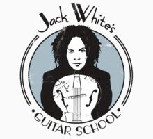Jack White's Guitar School Kids Tee