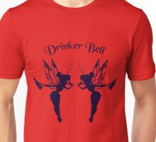 2 DrinkerBell Blue Unisex T-Shirt