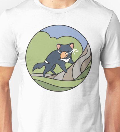 LinuxConf: TUZ! Unisex T-Shirt