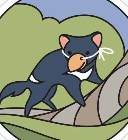 LinuxConf: TUZ! Sticker