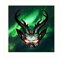 Dreams of Ydalir - Cover Variant B Art Print