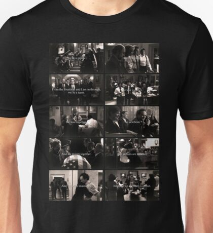 West Wing Team Unisex T-Shirt