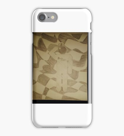 The Short Fuse A-Bomb-ination iPhone Case/Skin