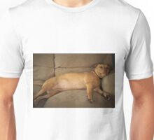 """""""What Do You Mean, I'm In Your Seat"""" Unisex T-Shirt"""
