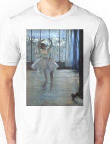 Edgar Degas - Dancer In Front Of A Window Unisex T-Shirt