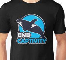 End captivity  Unisex T-Shirt