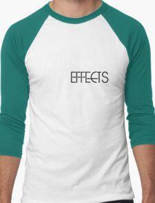 Noisemaker Effects - Two Tone Men's Baseball ¾ T-Shirt