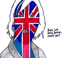 Miranda Hart- Is it Just Me? by drown-out-the-c