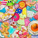Tea and Cookies by Aimee Stewart
