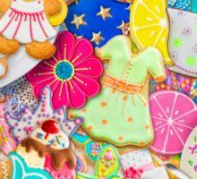 Tea and Cookies Sticker