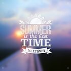 Summer is the best time to travel by 1enchik