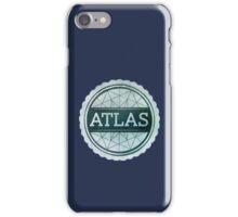 Sleeping At Last - Atlas Album Logo iPhone Case/Skin
