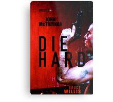 DIE HARD 9 Metal Print