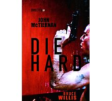 DIE HARD 9 Photographic Print