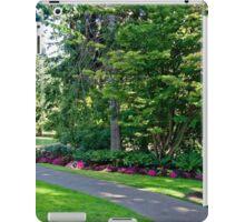 In Stanley Park, Vancouver BC September 2011 3 iPad Case/Skin