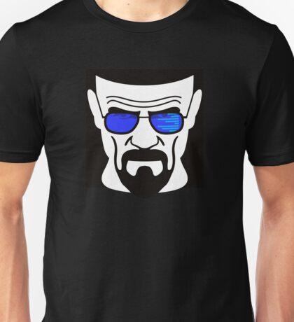 Coding Bad Heisenberg Unisex T-Shirt