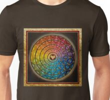 Earth Rainbow Mandala Unisex T-Shirt