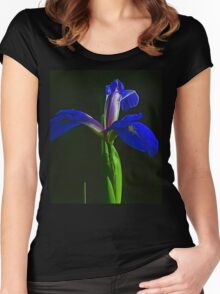 Spring Morning Lily Women's Fitted Scoop T-Shirt