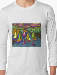sail (2014) Long Sleeve T-Shirt