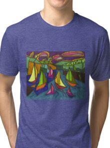 sail (2014) Tri-blend T-Shirt