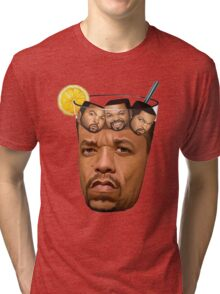 ice t ice cube 2016 Tri-blend T-Shirt