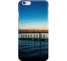 River Dusk iPhone Case/Skin