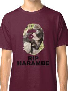 HARAMBAPE (HARAMBE X BAPE) Classic T-Shirt