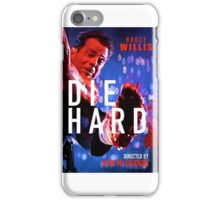 DIE HARD 11 iPhone Case/Skin