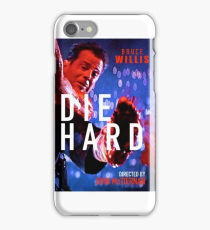 DIE HARD 11 iPhone Case/Skin