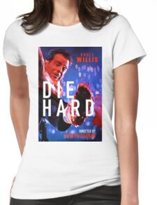 DIE HARD 11 Womens Fitted T-Shirt