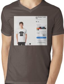 Joy Divison ShirtShirtShirt Mens V-Neck T-Shirt
