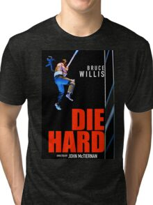 DIE HARD 12 Tri-blend T-Shirt