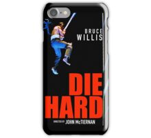 DIE HARD 12 iPhone Case/Skin