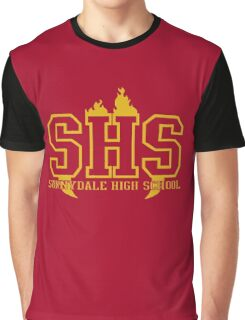 Sunnydale High Graphic T-Shirt