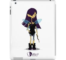 The Goth Fairy iPad Case/Skin