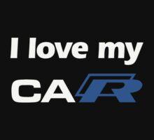 I love my caR by Frazza001