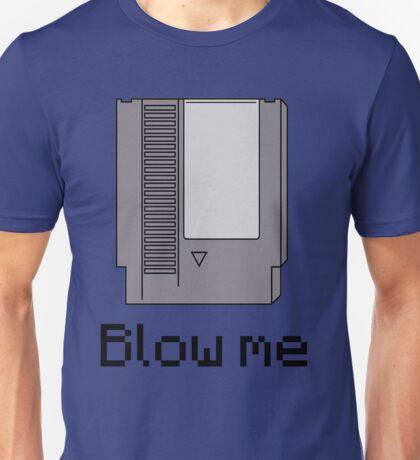 NES cartridge- blow me Unisex T-Shirt