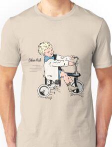 """Vintage 30s Tricycle Boy """"colour"""" Unisex T-Shirt"""