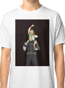 Shiro and Pidge - Black BG Classic T-Shirt