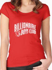 Billionaire Boys Women's Fitted Scoop T-Shirt
