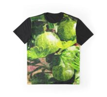Spring Swirlings 8 Graphic T-Shirt
