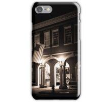 Neighborhood Firehouse iPhone Case/Skin
