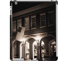 Neighborhood Firehouse iPad Case/Skin