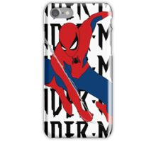 Spidey Graphic Tee iPhone Case/Skin