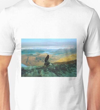 Kea - native parrot of New Zealand Unisex T-Shirt