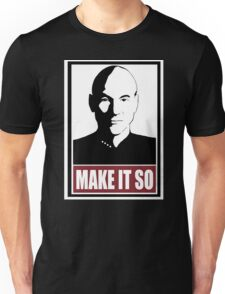 Obey Picard Unisex T-Shirt