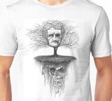 Edgar Allen Poe, Poetree Unisex T-Shirt