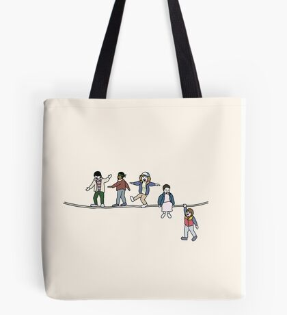 Stranger Things: The Acrobats and the Fleas Tote Bag