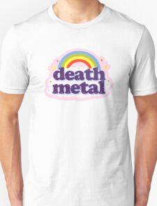 Death Metal Rainbow Unisex T-Shirt